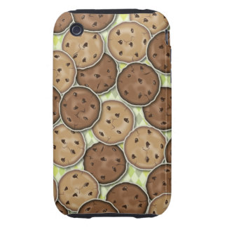 Chocolate Chip Cookies iPhone 3 Tough Cases