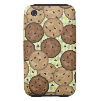 Chocolate Chip Cookies iPhone 3 Tough Case