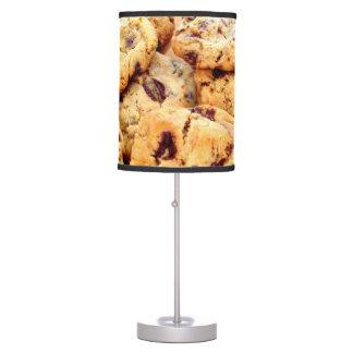 Chocolate Chip Cookies Desk Lamp