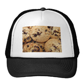 Chocolate Chip Cookies Mesh Hat