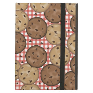 Chocolate Chip Cookies iPad Air Covers