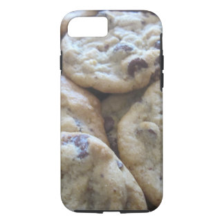 Chocolate Chip Cookies iPhone 7 Case