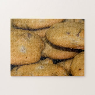 Chocolate Chip Cookies Jigsaw Puzzle