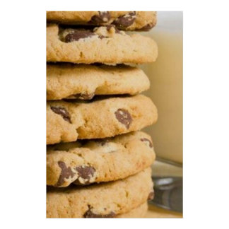 Chocolate Chip Cookies Poster Prints
