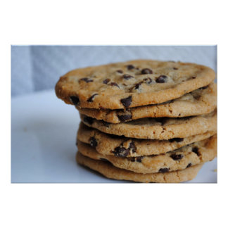 Chocolate Chip Cookies Print