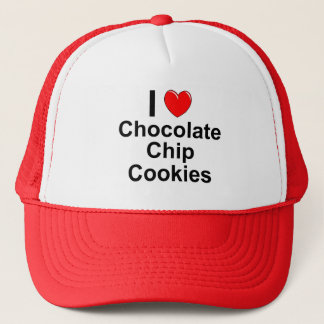 Chocolate Chip Cookies Trucker Hat