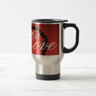 Chocolate Chip Love Valentine's Day Heart Mug
