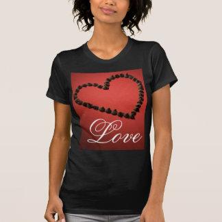 Chocolate Chip Love Valentine's Day Heart T Shirt