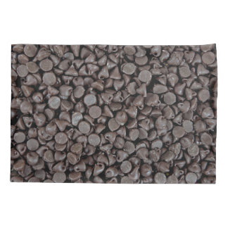 chocolate chips pillowcase