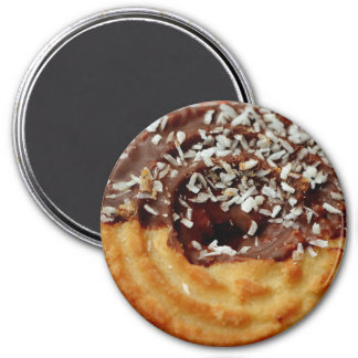 Chocolate Coconut Cookies Magnet