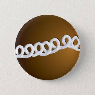 Chocolate Cupcake 6 Cm Round Badge