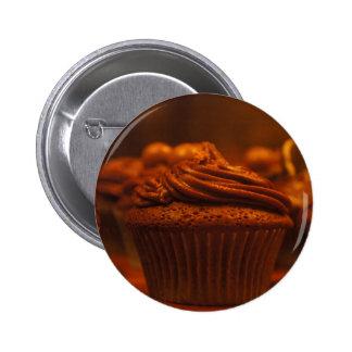 Chocolate cupcake buttons