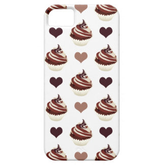 chocolate cupcakes pattern case for the iPhone 5