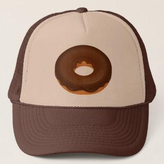 CHOCOLATE DONUT CAP