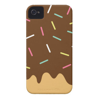 Chocolate Donut iPhone 4 Covers