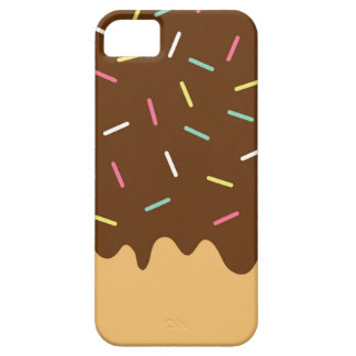 Chocolate Donut iPhone 5 Cover