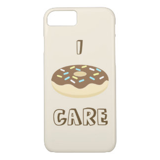 Chocolate Donut Phone Case
