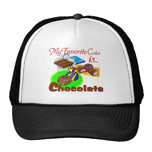 Chocolate Favorite Colour grocery sweets candy Hats