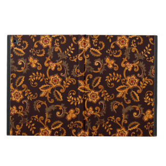 Chocolate Floral iPad Air/Air2 Case