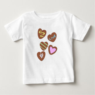 Chocolate Hearts Tees