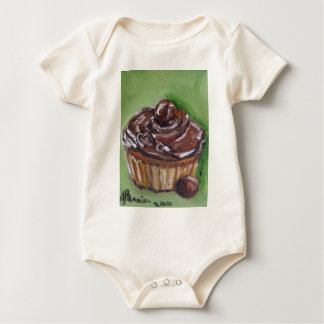 Chocolate Hunk of Love Baby Bodysuit