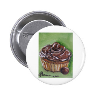 Chocolate Hunk of Love Pinback Buttons