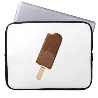 Chocolate Ice Cream Bar Laptop Sleeves