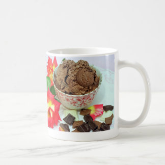Chocolate ice cream coffee mugs