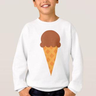 Chocolate Icecream Sweatshirt
