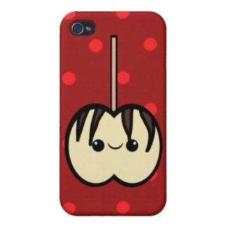 Chocolate Kawaii Apple iPhone 4 Case