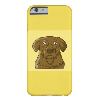 Chocolate Lab Barely There iPhone 6 Case