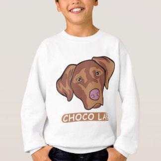 Chocolate Labrador Retriever Sweatshirt