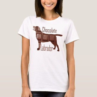 Chocolate Labrador T-Shirt