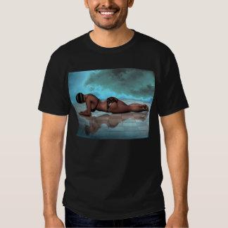 Chocolate Lace Shirt