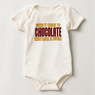 Chocolate Lovers Baby Bodysuit
