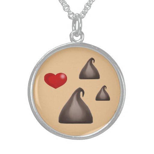 Chocolate Lover's Pendant