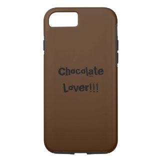Chocolate lovers phone case