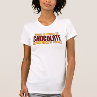 Chocolate Lovers Shirts
