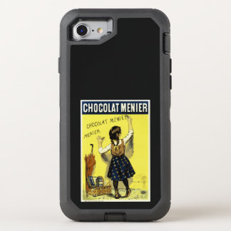 Chocolate Menier Ad OtterBox Defender iPhone 7 Case