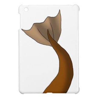 Chocolate Mermaid Tail Cover For The iPad Mini