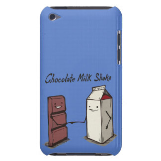 Chocolate milk shake iPod touch cover