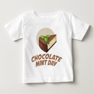 Chocolate Mint Day - Appreciation Day Baby T-Shirt