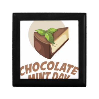 Chocolate Mint Day - Appreciation Day Gift Box