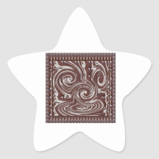 CHOCOLATE Monster TEMPLATE Resellers Welcome GIFTS Sticker