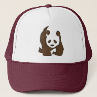Chocolate Panda mesh-back cap