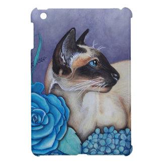 Chocolate Point Siamese Cat iPad Mini Case