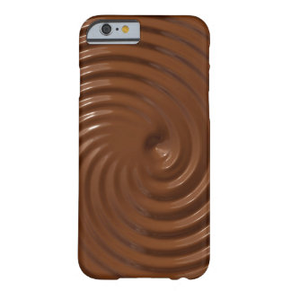 Chocolate pudding barely there iPhone 6 case