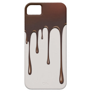 Chocolate Rain Barely There iPhone 5 Case