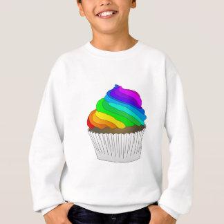 Chocolate Rainbow Cupcake Sweatshirt