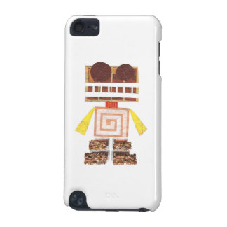 Chocolate Robot 5th Generation I-Pod Touch Case iPod Touch 5G Case